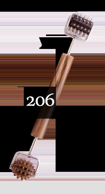 No. 206 - Yin/Yang Facial Roller ($48)