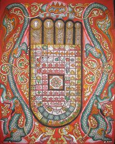 Tanka foot image