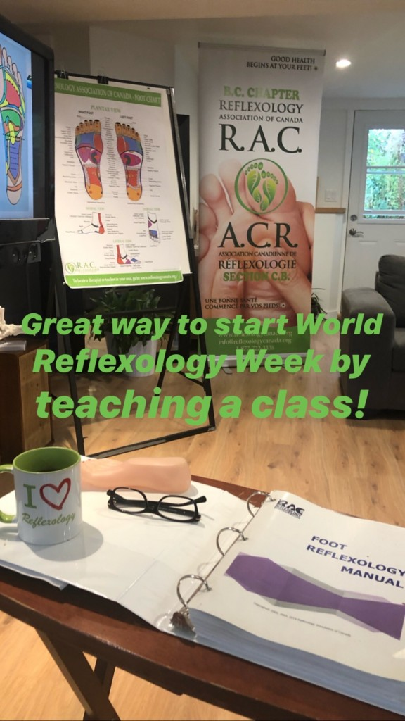 Teaching during WRW