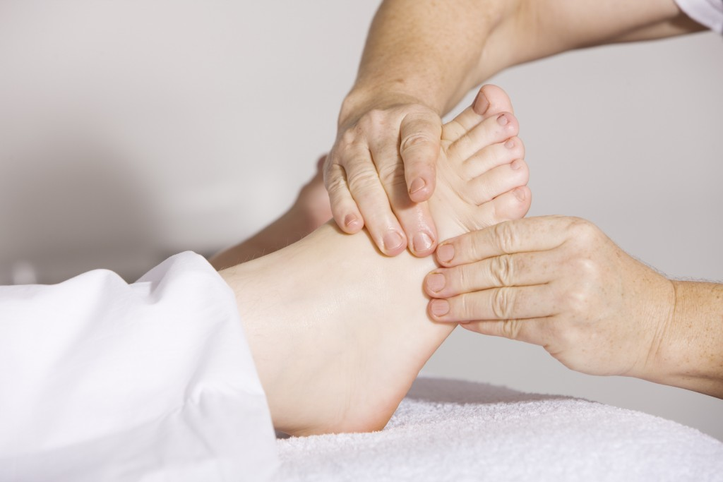 Foot Reflexology Course