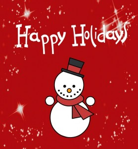 Happy Holidays from West Coast Reflexology